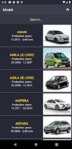 TechApp for Opel 1