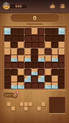 Wood Block Sudoku Game -Classic Free Brain Puzzle screenshots apkspray 4