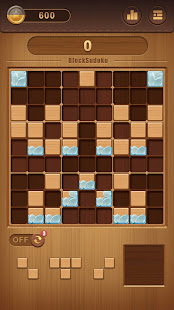 Wood Block Sudoku Game -Classic Free Brain Puzzle 1.7.4 Screenshots 4