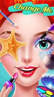 Mermaid Makeup Salon 5.6.5052 screenshots 1