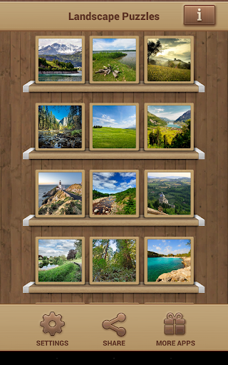 Landscape Puzzles 55.0.55 screenshots 9