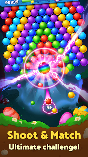Bubble Shooter - Mania Blast  screenshots 1