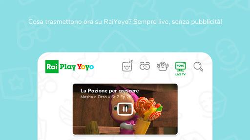 RaiPlay Yoyo 1.1.3 Screenshots 1