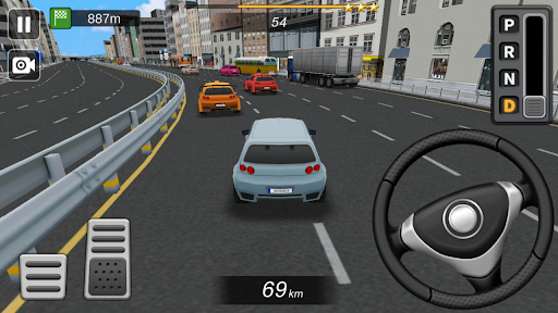 Traffic and Driving Simulator 1.0.5 screenshots 1