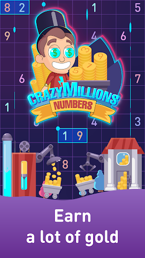 Numbers: Crazy Millions - Take Ten Logic Puzzle 1.2.4 screenshots 1