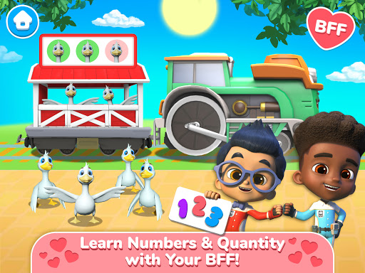 Mighty Express - Play & Learn with Train Friends 1.2.9 screenshots 14