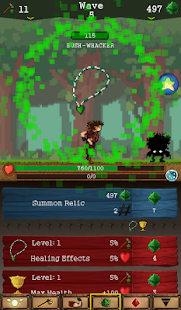Lumberjack Attack! - Idle Game