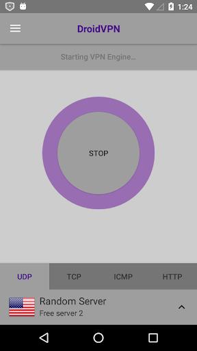 DroidVPN - Easy Android VPN 3.0.4.5 Screenshots 2