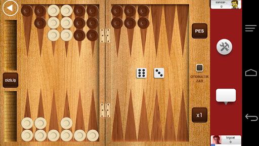 Tavla Online 1.0.8 screenshots 3
