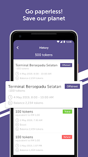 JomParking Screenshot