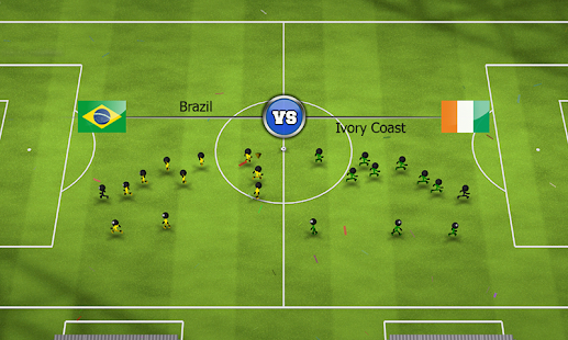 Stickman Soccer 2014 Screenshot