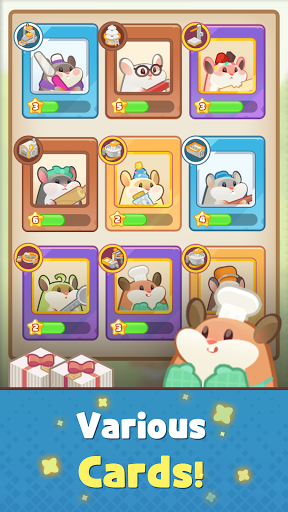 Idle Cake Tycoon - Hamster Bakery Simulator android2mod screenshots 1