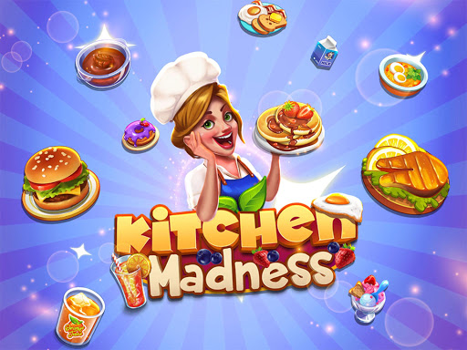 Kitchen Madness - Restaurant Chef Cooking Game Apkfinish screenshots 17