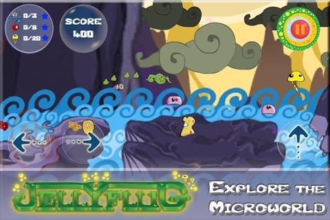 jellyflug screenshot 1