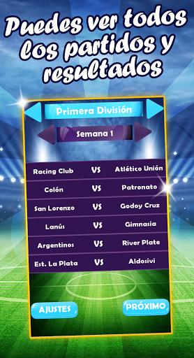 Air Superliga  -  Fu00fatbol Argentino Juego 2020 ud83cudde6ud83cuddf7 1.3 screenshots 7
