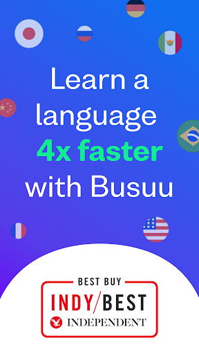Busuu - Learn Languages - Spanish, Japanese & More  screenshots 1