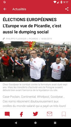 Courrier Picard : l'info locale, France et monde 5.19.2 screenshots 2