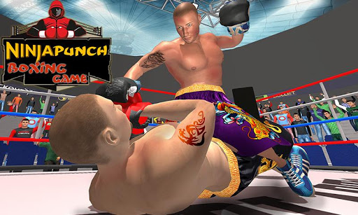 Ninja Fighter Punch Boxing Kung Fu Karate Warrior 1.0 screenshots 3