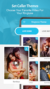 Love Video Ringtone for Incoming Call APK Download 5