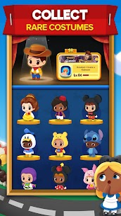 Disney POP TOWN Mod Apk (Unlimited Skills) 3
