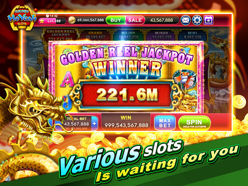 Slots (Golden HoYeah) - Casino Slots  Screenshots 4