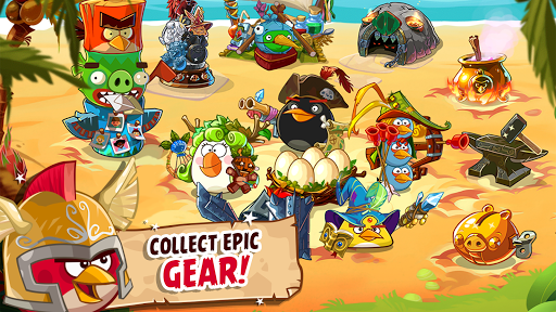 Angry Birds Epic RPG 3.0.27463.4821 screenshots 4