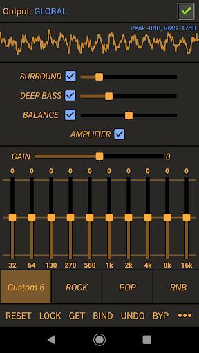 Download APK: Power Audio Equalizer v1.0.7 build 16 [Paid]