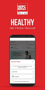 Free HDFC ERGO Insurance App 5