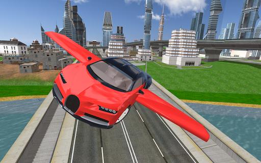 Drive Real Flying Car Simulator Apk  screenshots 3