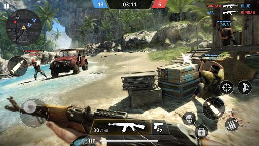 Strike Force Heroes: Global Ops PvP Shooter 1.0.3 screenshots 4
