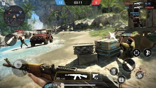 Strike Force Heroes: Global Ops PvP Shooter 4