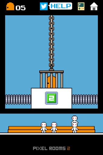 Pixel Rooms 2 room escape game 1.2.0 screenshots 2