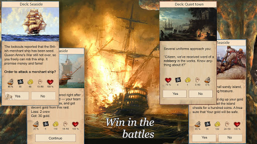 Captain's Choice: text quest 4.27 screenshots 7