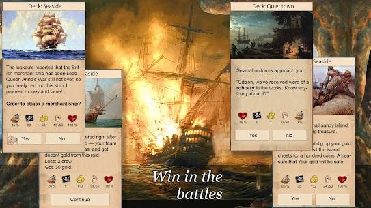 Captain's Choice: text quest 7