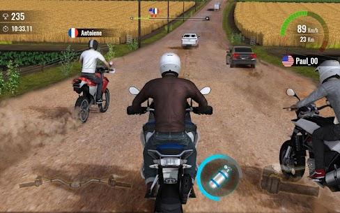 Moto Traffic Race 2: Multiplayer 1.21.00 Apk + Mod 2