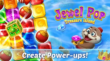 Jewel Pop: Treasure Island