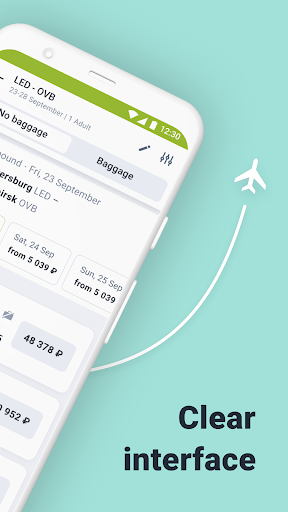 S7 Airlines: book flights android2mod screenshots 2