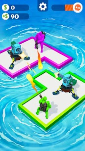War of Rafts: Crazy Sea Battle 3