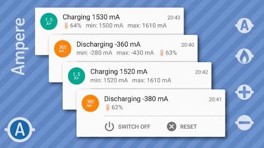 Ampere Mod Apk 3.42 (PRO Unlocked) 8
