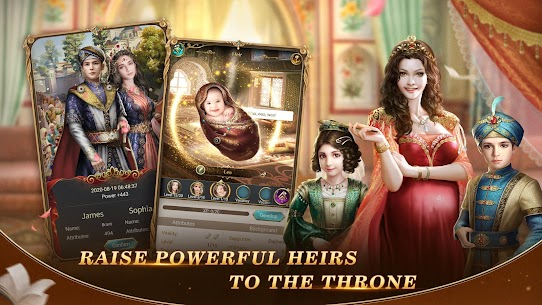 Game of Sultans MOD (Unlimited Diamonds/VIP) 4