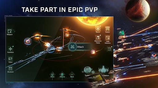 Stellaris: Galaxy Command, Sci-Fi, space strategy 0.2.3 screenshots 1