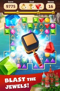 Jewels Planet – Free Match 3 & Puzzle Game 8