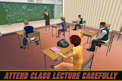 High School Boy Virtual Life 9.5 screenshots 3