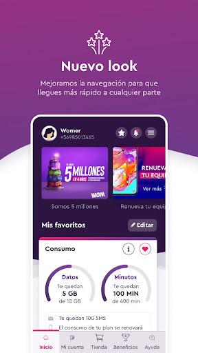 WOM (Chile)  screenshots 1