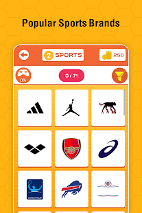 Logo Quiz : Guess the Logo game : Guess the Brand 2.7 Screenshots 22