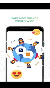 Global messenger For Android 3