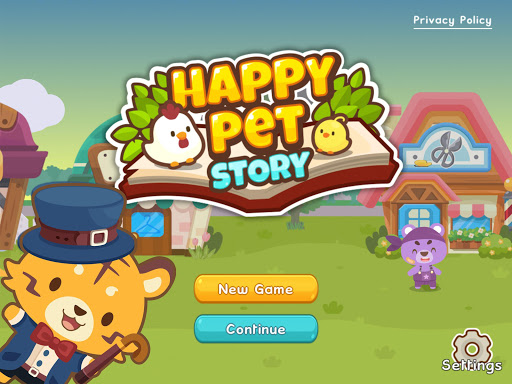 Happy Pet Story: Virtual Pet Game 2.2.3 Screenshots 17