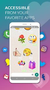 WhatsLov: Love Emojis, Stickers & WAStickerapps 3