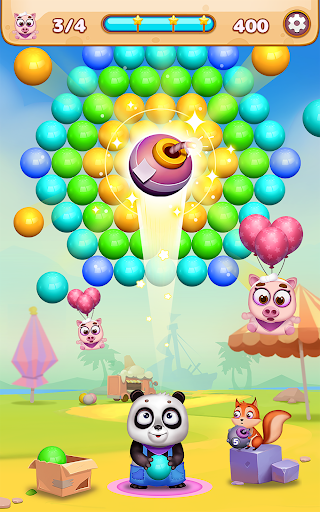 Panda Bubble Mania: Free Bubble Shooter 2019 1.17 screenshots 13