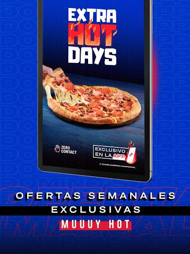 Dominou2019s Pizza Espau00f1a. 4.0.4.5 Screenshots 7